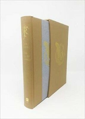 The Fall of Gondolin Hardcover - Special Edition - Beautiful - also worldwid