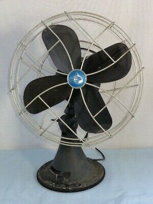 Vintage Emerson Electric 3 Speed Oscillating Fan 79646-AT