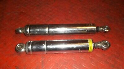Sprint Car Race Car Vintage Carrera Large Smooth Body Steel Shocks