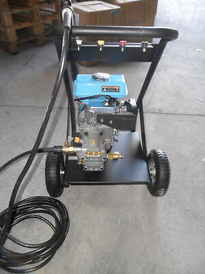 PETROL POWER WASHER NEW 24 MONTH WARRANTY  last 5 reduced to clear