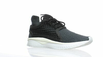 f12b2add11a500 PUMA Mens Tsugi Netfit Black Running Shoes Size 10.5 (176213)