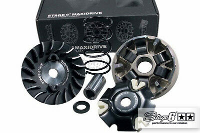 Variomatik Kit Stage6 MAXIDRIVE PERFORMANCE 20x17mm 13.0gr Piaggio LEM 150cc 4T