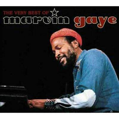 The Very Best Of Marvin Gaye Audio CD