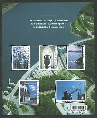 [Farde018] Belgium 2009 German part of Belgium - good sheet very fine MNH