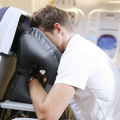 Sleepy Cloud Travel Pillow Inflatable Air Soft Cushion Trip Portable InnovativeI