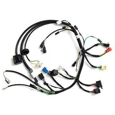 Custom Cable And Wiring Harness