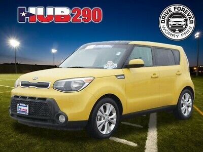 2015 Soul Plus 2015 Kia Soul, Solar Yellow with 42,390 Miles available now!