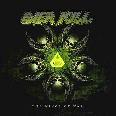Overkill - The Wings Of War CD #125273