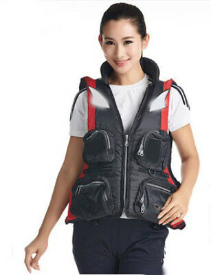 A06 Fishing Water Sports Kayak Canoe Boat Surf Ski Sailing Life Jacket Vest O