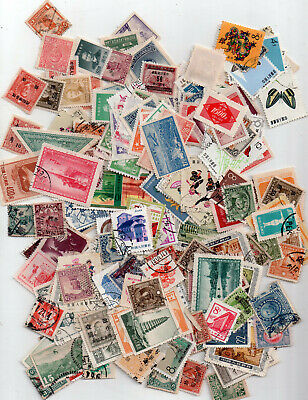 Chine   240 Timbres  1900  / 1980  N** Obl