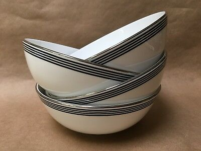 NEW Kate Spade New York Lenox Parker Place Soup Bowl Set of 4 All Purpose