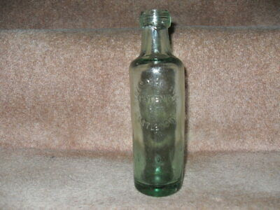 A Castleford Sykes Macvay Old Victorian Bottle