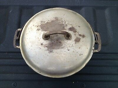 Very Old WAPAK #8 Dutch Oven With Matching Lid...