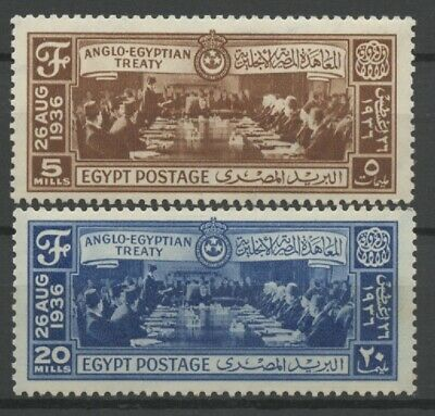 No: 62159 - EGYPT - LOT OF 2 OLD STAMPS - MH!!