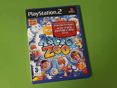 eyetoy play astro zoo