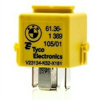 Relay Horn Various Switches, BMW R Airhead & Oilhead 61361389 105 / Tyco,REL-105