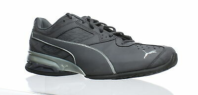 52fbb510e43 PUMA Mens Tazon 6 Fracture Gray Running Shoes Size 10.5 (179784)
