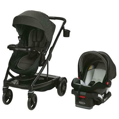 """Graco UNO2DUO """"Single to Double"""" Travel System - Ace"""