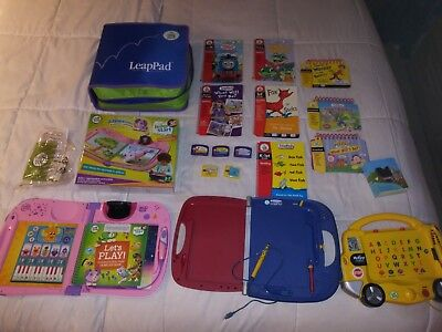 Leap frog,learning system,books,games,tablets,kids,school,reading,case,ireading