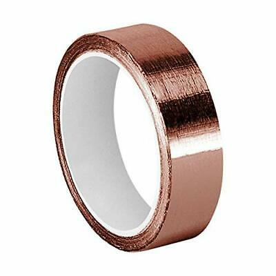 """3M 1126 Copper Foil with Conductive Acrylic Adhesive 1//2/"""" x 6 yards U6"""