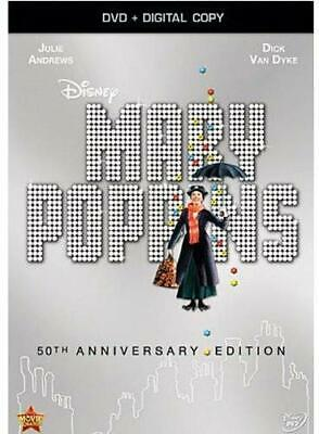 Mary Poppins 50th Anniversary Edition Julie Andrews G DVD Kids & Family Musicals