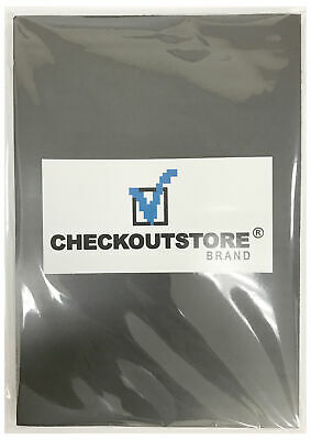CheckOutStore Flexible Self Adhesive Magnetic Sheets 20 Mil (5 x 7-1/4)