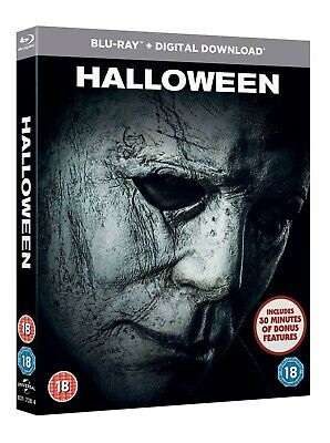 Halloween blu ray region 2 watched once