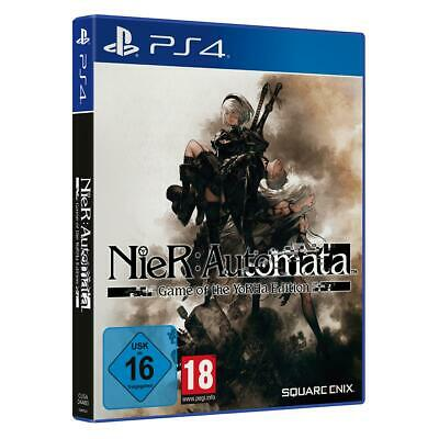 NieR Automata Game of the YoRHa Edition inkl DLC* Sony PS4 Spiel NEU&OVP