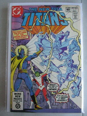 New Teen Titans (1980-1984) #14 FN/VF