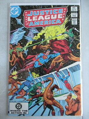 Justice League of America Vol. 1 (1960-1987) #211 VF/NM