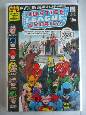 Justice League of America Vol. 1 (1960-1987) #88 VG