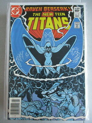 New Teen Titans (1980-1984) #31 VF+