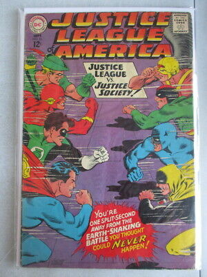 Justice League of America Vol. 1 (1960-1987) #56 VG+
