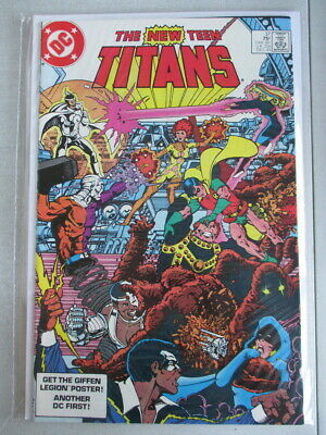 New Teen Titans (1980-1984) #37 NM