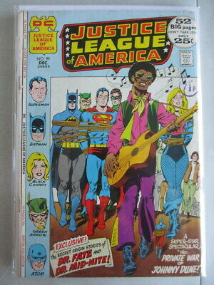 Justice League of America Vol. 1 (1960-1987) #95 VG+