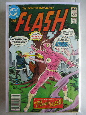 Flash Vol. 1 (1959-1985) #288 FN/VF UK Price Variant