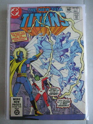 New Teen Titans (1980-1984) #14 FN