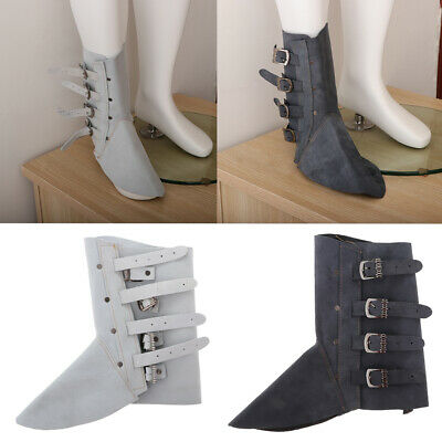 1 Pair Welding Spats Shoes Cover, Welder Working Tool Feet Cover for Human
