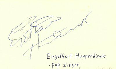 Edie Adams Signed Index Card Signature Autographed Auto Harmonious Colors Autographs-original