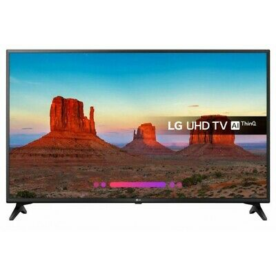 "TV intelligente LG 49UK6200PLB 49"""" LED UHD WIFI Noir"