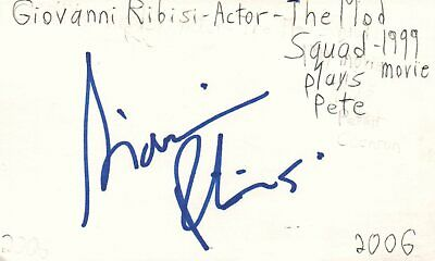 Cards & Papers John Forsythe Actor 1975 $10000 Pyramid Tv Movie Autographed Signed Index Card
