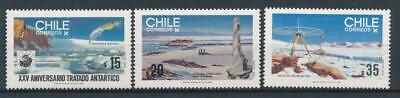 [72703] Chile good set Very Fine MNH stamps