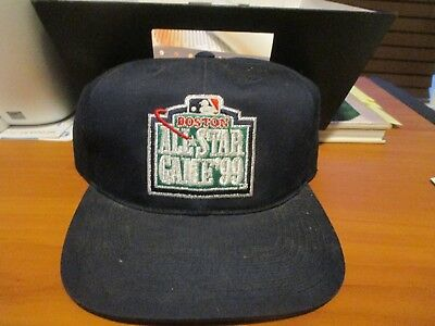 Boston Red Sox 1999 All Star Game Adjustable Hat New Never Worn MLB Merchandise