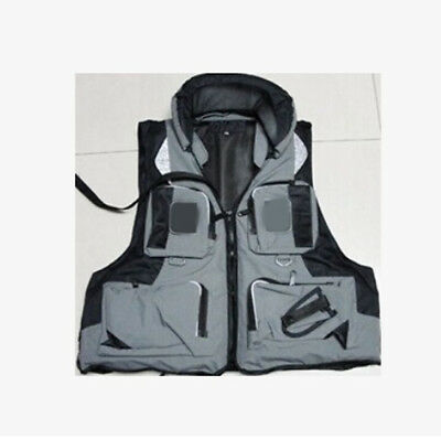 A13 Fishing Water Sports Kayak Canoe Boat Surf Ski Sailing Life Jacket Vest O