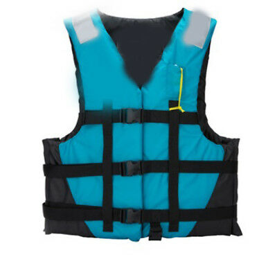 A04 Fishing Water Sports Kayak Canoe Boat Surf Ski Sailing Life Jacket Vest O