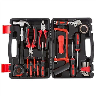 IRONWORKS HOME TOOL SET With/in CARRY CASE AUTO APARTMENT ...