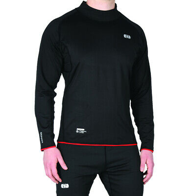Oxford Layers Warm Dry High Neck Top Motorcycle Motorbike Base Layer