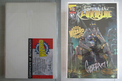 Tales of the Witchblade #1/2 Wizard Gold Edition Signed With COA