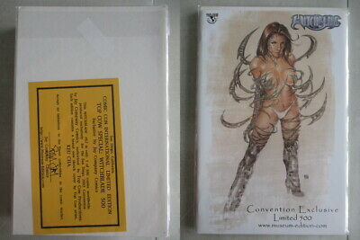 Witchblade #62 San Diego Convention Edition Ltd. to 500 With COA