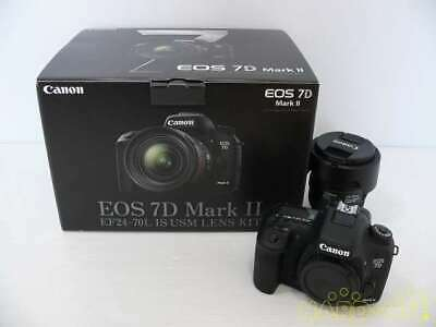 Canon Eos 7D Mark Ii Lens Kit Digital Slr